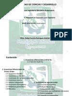Clase Matemáticas Para Ingenieria - Rudolph Diesel (1)