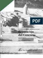 Reparación de Concreto