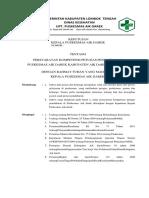 7.1.3.SK Persyaratan Kompetensi Petugas Pendaftaran