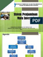 2.1 Konsep Sistem Penjaminan Mutu Internal