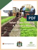 Value Chain Training Manual Final Web