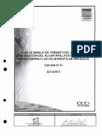 plan de señalizacion vial de obra de alcantarillado Sincelejo.pdf