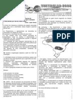 Geografia - Pré-Vestibular Impacto - Formação Histórico Territorial Brasileira - Exercícios III