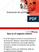 1.- Presentacion Evaluacion de Yacimientos