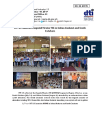 DTI12PRNo. 36_Final_DTI 12 Launches Kapatid Mentor ME in Sultan Kudarat and South Cotabato
