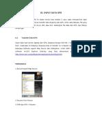Modul6- Input Data GPS