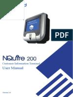 NQuire200 User Manual V1.0 20090908