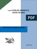 SST-PR-07 Programa de Inspeciones