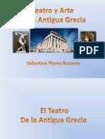 Teatro y Artes Grecia
