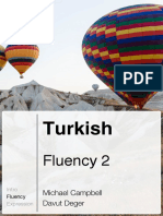 Glossika - Turkish/English Fluence 2