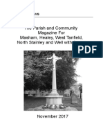 parish magazine november 2017
