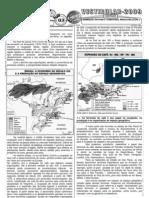 Geografia - Pré-Vestibular Impacto - Formação Histórico Territorial Brasileira V
