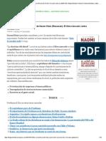 """Libro """"La doctrina del shock"""" de Naomi Klein (Resumen)_ El libre mercado contra la LIBERTAD _ BlogSOStenible_ Noticias medioambientales y datos… aportando soluciones.pdf"""