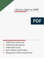 QoS in 3GPP