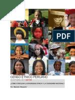 CENSO ÉTNICO PERUANO