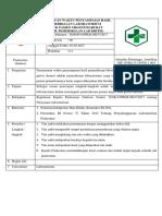 Ep 2 Pemantauan Waktu Penyampaian Hasil Pemeriksaan Laboratorium Untuk Pasien Urgent