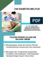 35 Perawatan Diabetes Melituscut