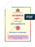 7th English Science 01