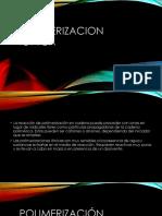 Polimerizacion Ionica y Coordinada