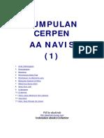 Kumpulan Cerpen AA Navis 1