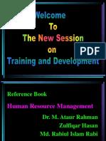 Ch-1 Training and Development
