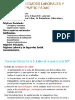 11 15. Las Sociedades Laborales y Participadas