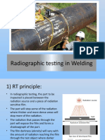 RT in Welding