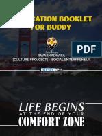 Booklet Buddy Swarnadwipa