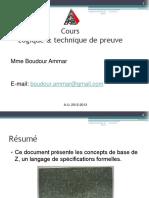 Logique & Technique de Preuve_2012