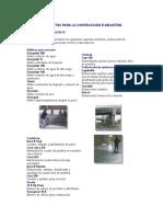 2.- Productos Para La Construcción