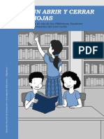 Estrategias Usos de Las Bibliotecas Escolares Nivel Medio