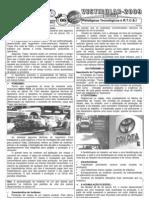 Geografia - Pré-Vestibular Impacto - Paradigmas Tecnológicos e R T C & I