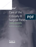 CCRISP 3rd Ed Care of critically sick patient