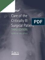 CCRISP 3rd Ed Care of critically sick patient