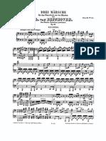 3 Marchas Beethoven Piano a 4 Manos