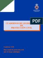 Plan Estatal de Protección Civil ante el Riesgo Radiológico