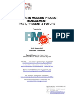 P061 Trends in Modern PM