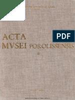 02. Acta Mvsei Porolissensis, II (1978)-Zalau.pdf