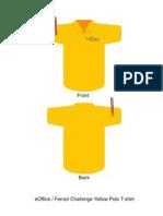 eOffice polo shirt
