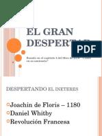 EL GRAN DESPERTAR.pptx