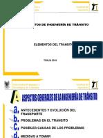 02 Elementos Del Tránsito