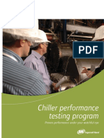 Chiller Performance Testing