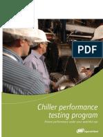 Chiller Performance Testing