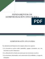 Pres 1a Conceptos Generales administracion financiera