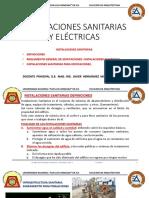 Instalaciones Sanitarias y Electricas 2017 II (2) - Farq UNICA
