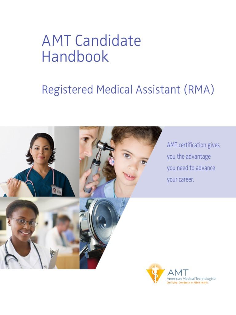 Rma Handbook   Test (Assessment)   Wellness
