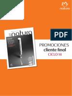 Promociones Natura Ciclo 14 2017