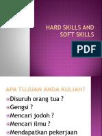 PPT Hard Skills and Soft Skills