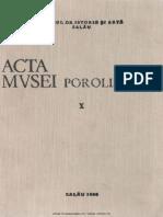 10. Acta Mvsei Porolissensis, X (1986)-Zalau.pdf
