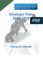 2013-2018 Strategic Plan